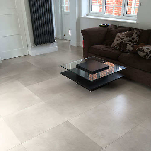 Quickstep Arte Tiles and Lamett Cuba Cotton White Oak